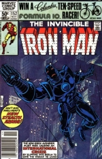 Iron Man vol 1 # 152