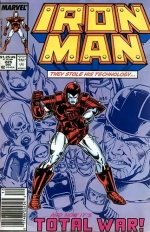 Iron Man vol 1 # 225