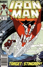 Iron Man vol 1 # 226