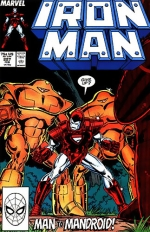 Iron Man vol 1 # 227