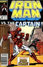 Iron Man vol 1 # 228