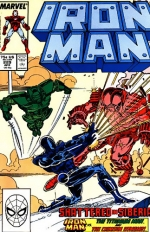 Iron Man vol 1 # 229