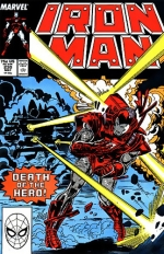 Iron Man vol 1 # 230