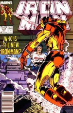Iron Man vol 1 # 231