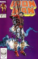 Iron Man vol 1 # 232
