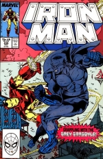 Iron Man vol 1 # 236