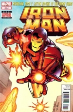 Iron Man vol 1 # 258.1