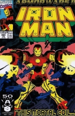 Iron Man vol 1 # 265
