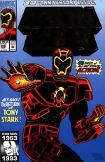 Iron Man vol 1 # 290