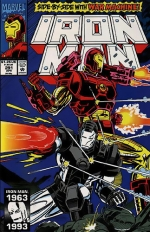Iron Man vol 1 # 291