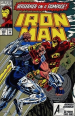 Iron Man vol 1 # 292