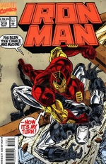 Iron Man vol 1 # 310
