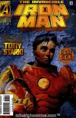 Iron Man vol 1 # 326