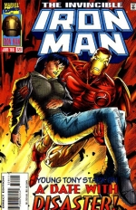 Iron Man vol 1 # 329