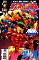 Iron Man vol 1 # 330