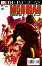 Iron Man vol 4 # 15
