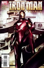 Iron Man vol 4 # 32