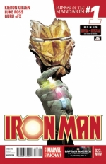 Iron Man vol 5 # 23