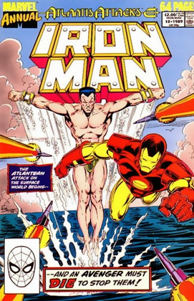 Iron Man Annual # 10