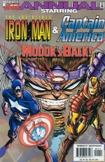 Iron Man / Captain America 98 # 1