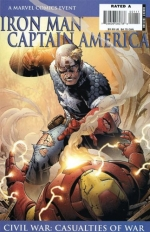 Iron Man / Captain America: Casualties of War # 1