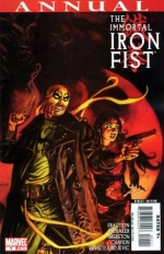 Immortal Iron Fist Annual # 1