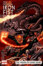 The Immortal Iron Fist: The Origin of Danny Rand # 1
