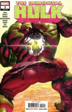 Immortal Hulk Vol 1 # 3