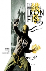Immortal Iron Fist # 1