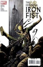 Immortal Iron Fist # 2
