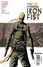 Immortal Iron Fist # 3