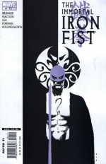 Immortal Iron Fist # 4