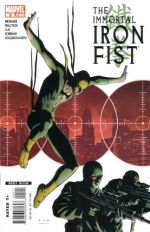 Immortal Iron Fist # 5