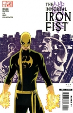 Immortal Iron Fist # 6