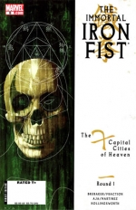 Immortal Iron Fist # 8