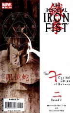 Immortal Iron Fist # 9