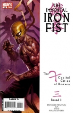 Immortal Iron Fist # 10