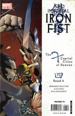 Immortal Iron Fist # 11