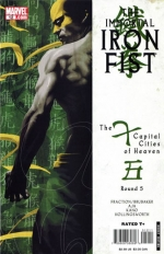 Immortal Iron Fist # 12