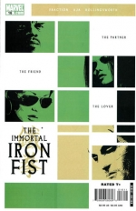 Immortal Iron Fist # 16