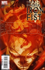 Immortal Iron Fist # 21