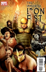Immortal Iron Fist # 22