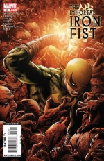 Immortal Iron Fist # 23