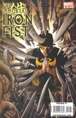 Immortal Iron Fist # 24