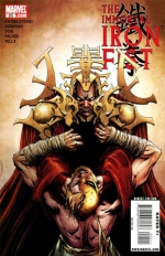Immortal Iron Fist # 25