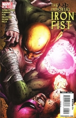 Immortal Iron Fist # 26