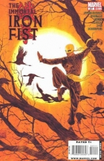 Immortal Iron Fist # 27