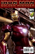 Iron Man: Golden Avenger # 1