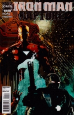 Iron Man: Rapture # 4