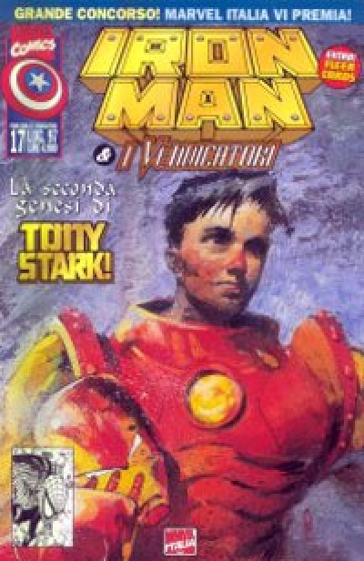 Iron Man e i Vendicatori # 17